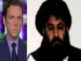 Pentagon: Mullah Mansour Likely Killed By U.S. Airstrike