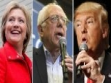 Polls: Trump Closes Gap As Clinton Tries To Shake Sanders