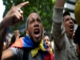 Protests Intensify Against Venezuelan President