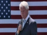 Political Insiders Part 4: Bill Clinton Faces Hecklers