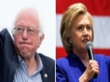 Polls Show Tight Race For Clinton And Sanders In California