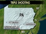 Police Search For Suspects In Triple Murder In Pennsylvania