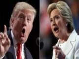 Polls Show Tight Race Between Trump And Clinton