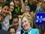 Poll: Clinton Maintains Massive Lead With Latino Voters
