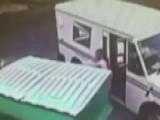 Postal Worker Caught Dumping Mail In The Trash