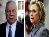 Powell Denies Report He Told Clinton To Use Private Email