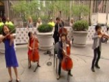 Pint-sized Musicians From The Joyous String Ensemble