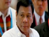 Philippines Leader Apologizes For Foul-mouthed Obama Remarks