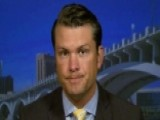 Pete Hegseth Slams Clinton For Defending Mission In Libya