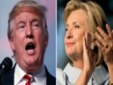 Polling Shows Tight Presidential Race In Virginia