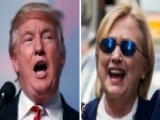 Polls Show Clinton And Trump Deadlocked In Four Swing States