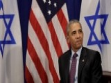 President Obama Touts US-Israel Security Agreement