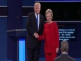 Part 1 Of First Presidential Debate At Hofstra University