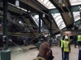 Passenger On New Jersey Train Recounts The Crash