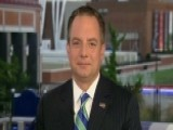 Priebus: Clinton Incapable Of Bringing People Together In DC