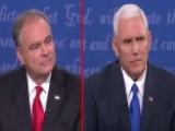 Part 3 Of Vice Presidential Debate At Longwood University