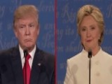 Part 1 Of Third Presidential Debate At University Of Nevada