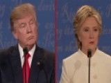 Part 2 Of Third Presidential Debate At University Of Nevada