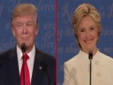 Part 3 Of Third Presidential Debate At University Of Nevada