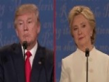 Part 5 Of Third Presidential Debate At University Of Nevada