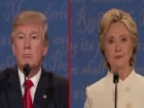 Presidential Nominees Make Their 'closing Arguments'