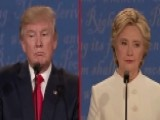 Part 6 Of Third Presidential Debate At University Of Nevada