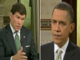 President Defended ObamaCare To Bret Baier In 2010