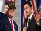 Poll Shows GOP Trusts Donald Trump Over Speaker Ryan