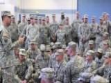 Pentagon Vows To Resolve Enlistment Bonuses Issue