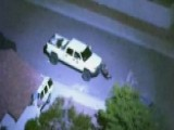 Police Car Chase Through Phoenix Ends At In-N-Out