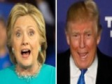 Polls: Trump And Clinton Virtually Tied In Key Swing States
