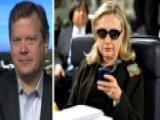 Peter Schweizer On What's Next For Clinton Investig 00004000 Ations