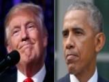 President Obama, President-elect Trump To Meet