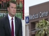 Pete Hegseth Travels To Phoenix VA Hospital For Veterans Day