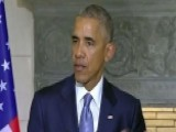 President Obama Praises Greece For NATO Commitment