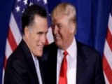 President -elect Trump Holds Meeting With Mitt Romney