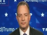 Priebus On President-elect: Thinking About Future Of America