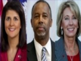 President-elect Trump Makes More Administration Picks