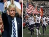 President-elect Trump To Attend Army Vs. Navy Football Game