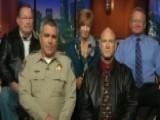Plane Crash Victim, First Responders Reunite After 22 Years