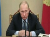 Putin Tops Forbes' List Of The Most Powerful People