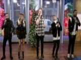 Pentatonix Performs 'Up On The Housetop'