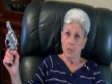 Pistol-packing Granny Turns Tables On Robber