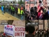 Protest Organizer Defends Efforts To Block Inauguration