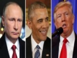Putin Accuses Obama Administration Of Undermining Trump