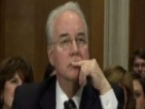 Price Denies Getting Stock Tips On Drug Company