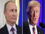 President Trump Sets Phone Talk With Putin