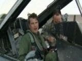 Pete Hegseth Takes Flight In An F-16