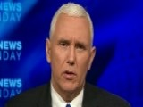 Pence Vows To Use 'all Legal Means' To Move Forward With Ban