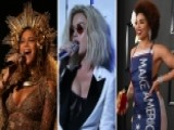 Politics, Music And Fashion Collide At The Grammys